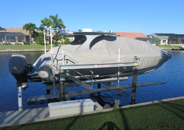 Mystic Powerboats M3800 image