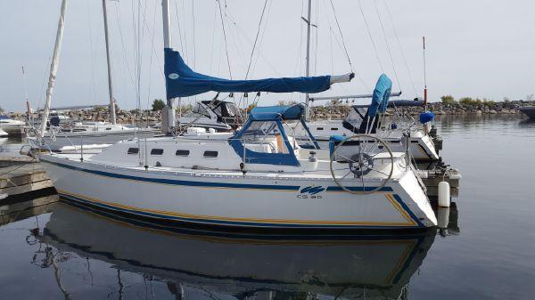 Canadian Sailcraft CS30
