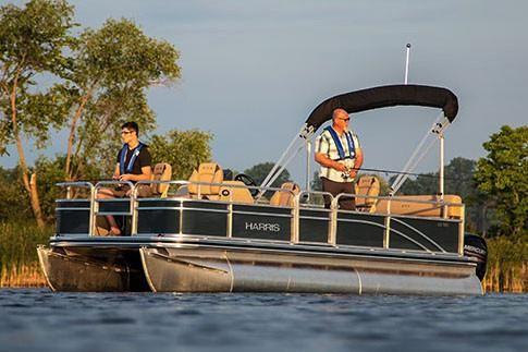 2020 Harris Cruiser LX200 Fish