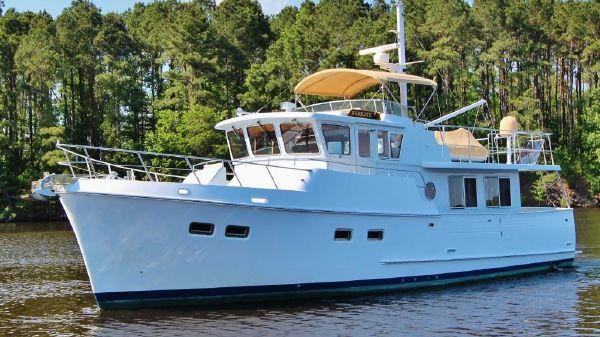 Selene 47 Stabilized Trawler