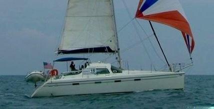 Privilege 435 Catamaran