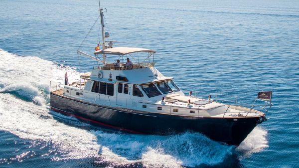 Royal Huisman Long Range Cruiser