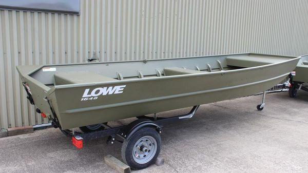 Lowe 1648 Big Jon