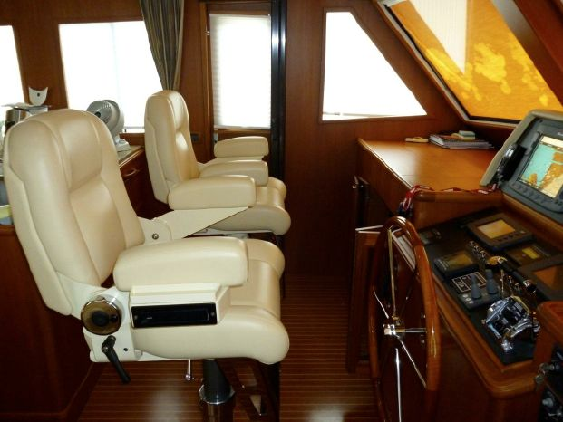 2009 Grand Banks 59 Aleutian RP For Sale New England