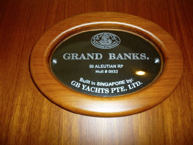 2009 Grand Banks 59 Aleutian RP Buy Purchase