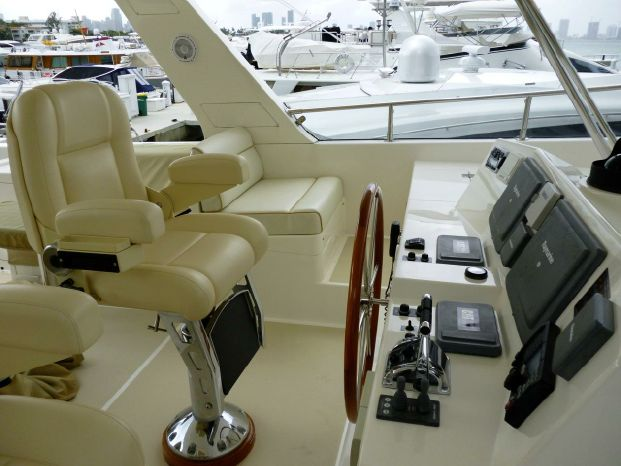 2009 Grand Banks 59 Aleutian RP Sell Connecticut