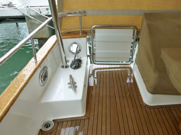 2009 Grand Banks 59 Aleutian RP BoatsalesListing Maine