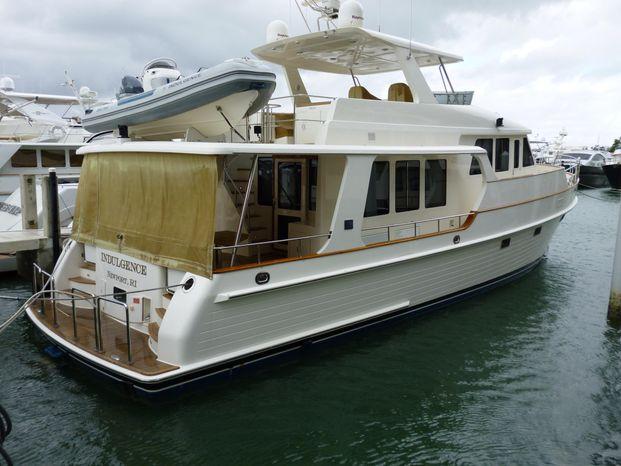 2009 Grand Banks 59 Aleutian RP Brokerage BoatsalesListing