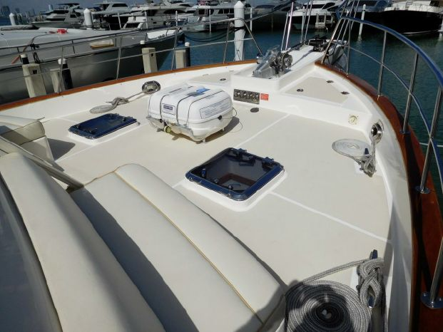 2009 Grand Banks 59 Aleutian RP Sell Maine