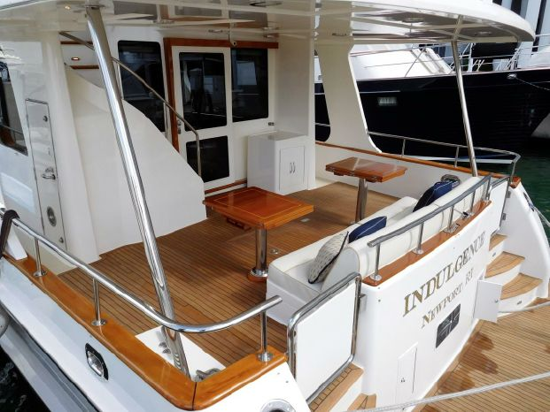 2009 Grand Banks 59 Aleutian RP For Sale Sell