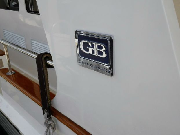 2009 Grand Banks 59 Aleutian RP For Sale BoatsalesListing