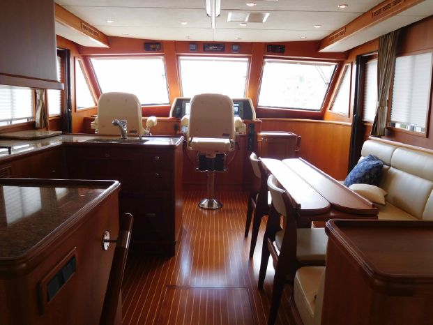 2009 Grand Banks 59 Aleutian RP Purchase Connecticut
