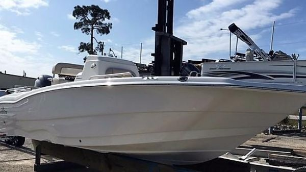NauticStar 211 Angler Center Console 2017 NauticStar 211 Angler Center Console Saltwater Fishing Bay Boat