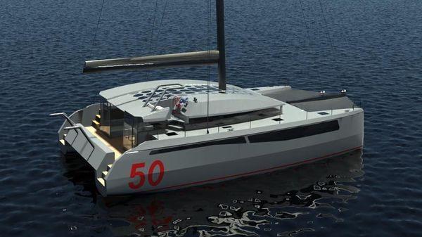 Delta Catamarans F50-XX