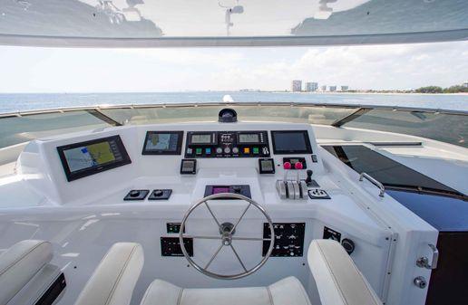 Hatteras Flybridge image