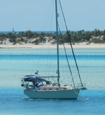 Island Packet 350 - main image