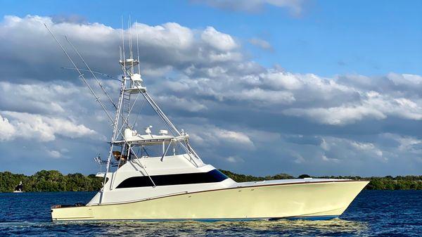 American Custom Sportfish Convertible
