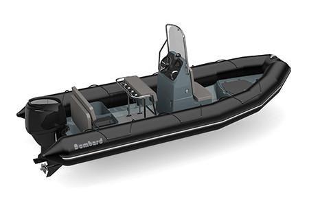 2019 Bombard Explorer 600