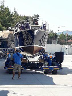 Blue Sailor's Shipyard Cabin Cruiser 34 image
