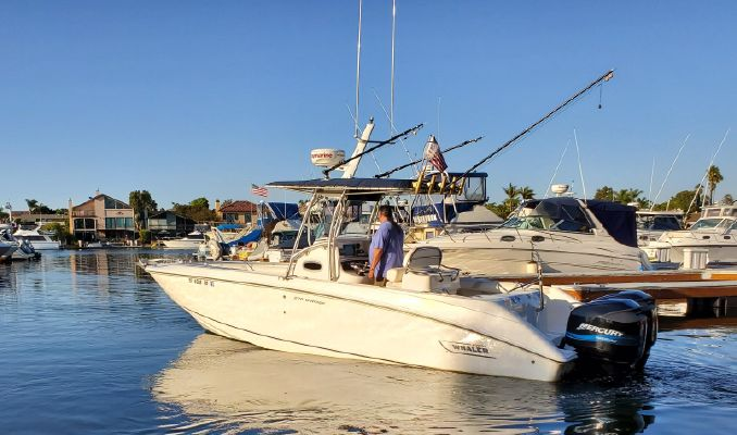 Boston Whaler 270 Outrage - main image