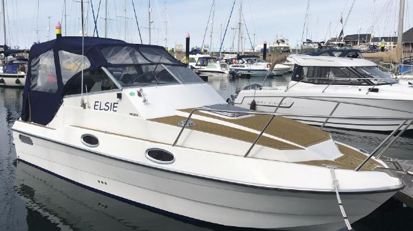Blackwater Motor Yachts Blackwater 24 Blackwater 24 for sale with BJ Marine