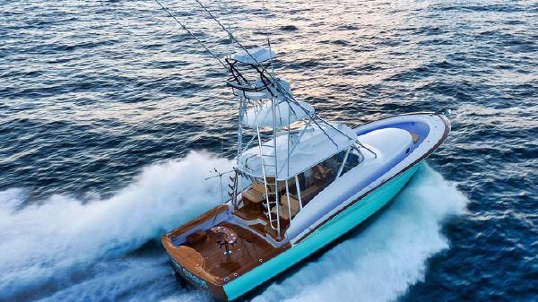 Winter Custom Yachts 46 Walkaround