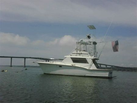 Hatteras 38 Convertible image