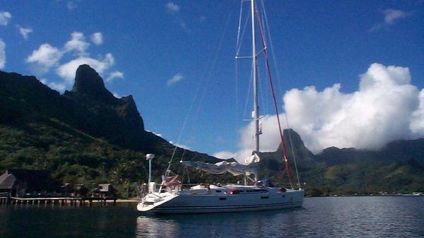 Jeanneau Sun Fast 52 Tahiti