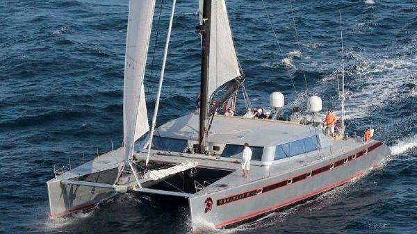 Multiyacht Composit VPLP 77' Catamaran