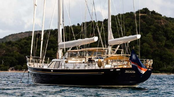 Alloy Yachts 1998
