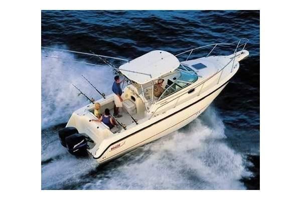 Boston Whaler 275 Conquest - main image