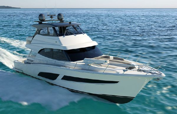 2020 Riviera 64 Sports Motor Yacht