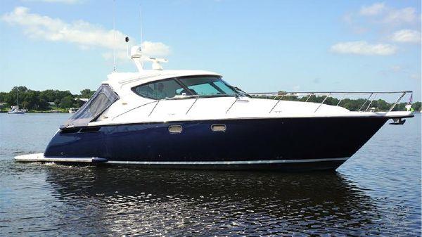Tiara Yachts 45 Sovran