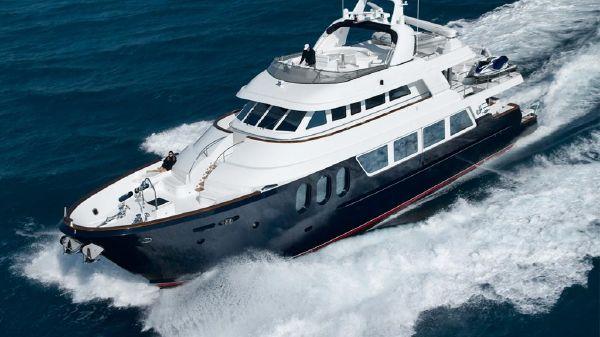 MCP Yachts GFT 98