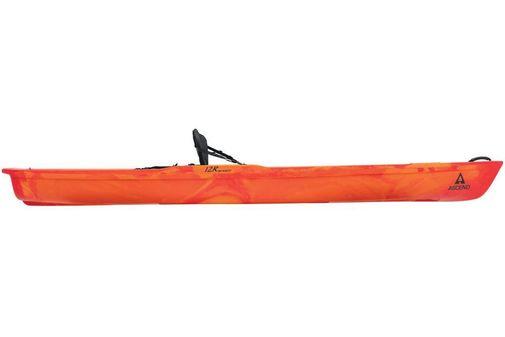 Ascend 12R Sport Sit-On - Orange/Red image