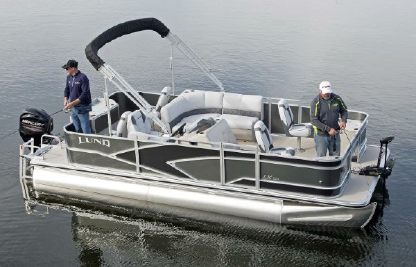 2019 Lund LX200 Pontoon Fish