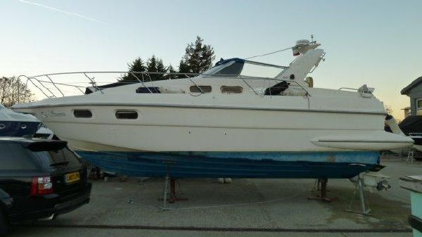 Sealine 328 Soveriegn