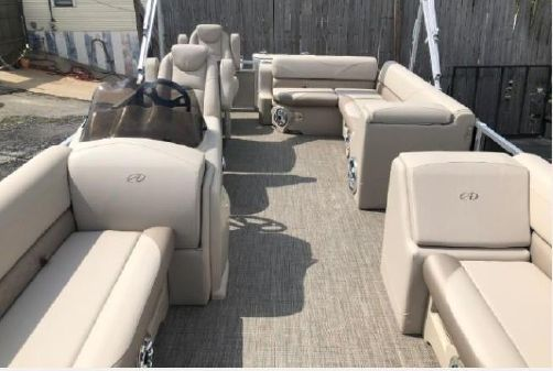 Avalon LSZ 24 CRB - PATIO PAD - CRUISE REAR BENCH - SPP image
