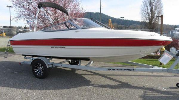 Stingray 208LS SR10085
