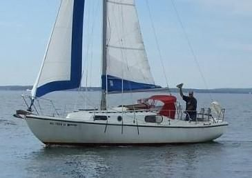 Macwester Twin Keel Sloop