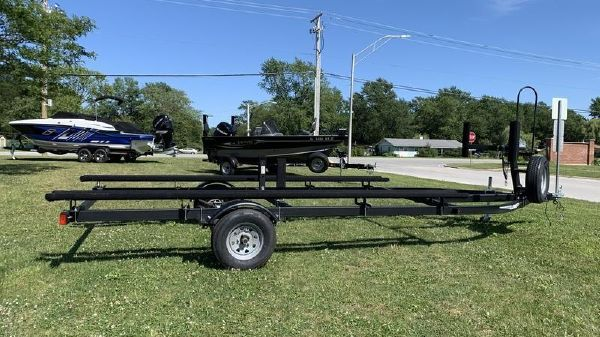 Lowe Pontoon Trailer