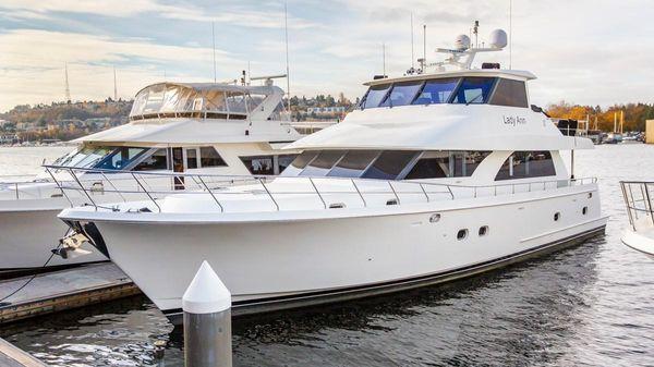 Ocean Alexander 74 Skylounge