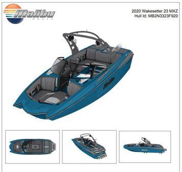 Malibu 23 MXZ image