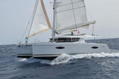 Fountaine Pajot Helia 44 image