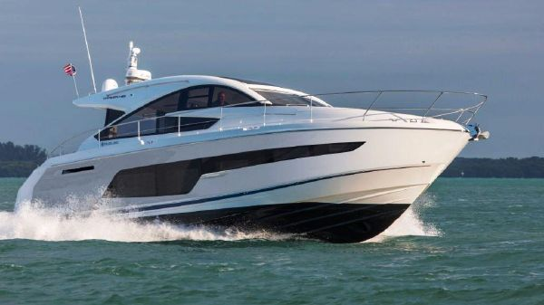 Fairline Targa 48 GT 2018 Fairline Targa 48 Gran Turismo
