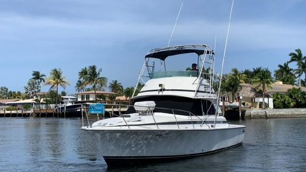 Bertram 35 sport fisherman