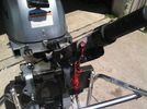 Honda 20hp 4-Stroke Tillerimage