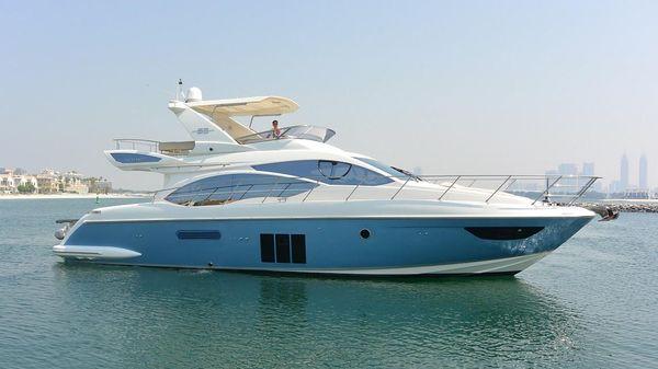 Azimut 53 Fly Motor Yacht