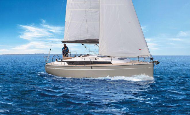 Bavaria Cruiser 34 - main image