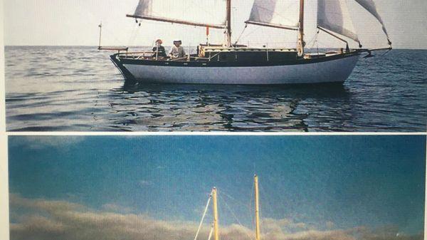 Bluenose Schooner 30